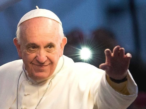 Pope Francis just took a huge step to uniting religion with science