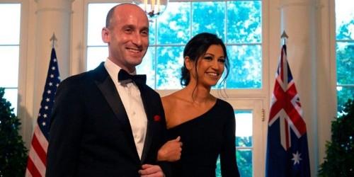 Pence's press secretary Katie Waldman dating Stephen Miller: report