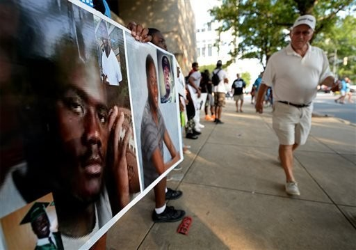 Juror: Defense put police officer's shooting victim on trial
