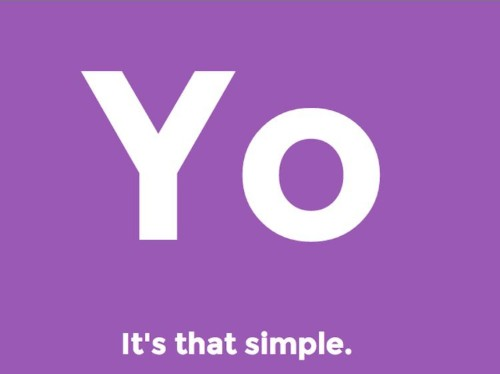 Everyone Is Going Crazy Over An App Called Yo ... Which Just Lets You Say 'Yo' To Your Friends