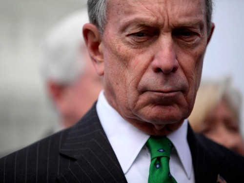 Michael Bloomberg says big tobacco preys on the world's poor