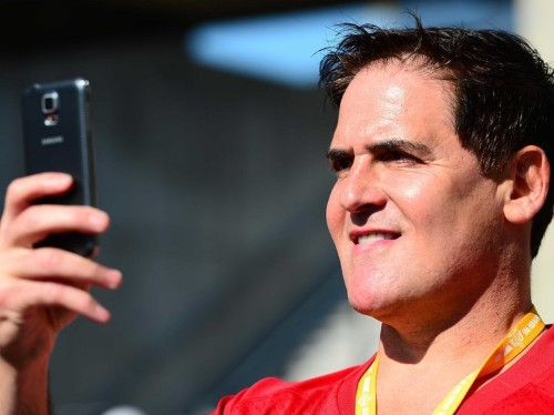 Mark Cuban On Obama's Plan For The Internet: 'The Government Will F--- The Internet Up'