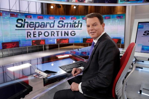 Shep Smith left Fox News after low ratings, Trump coverage - Business Insider