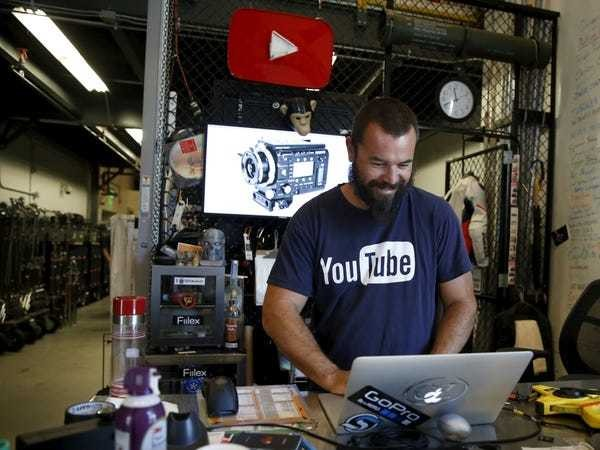 Some YouTube stars make millions. Here's how you can make money too. - Business Insider