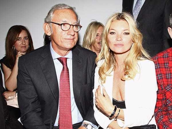 The 25 richest people in fashion - Business Insider