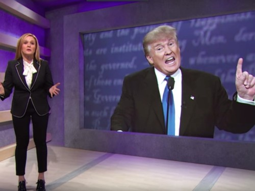 Donald Trump supporters explain to Samantha Bee why the election is 'definitely rigged'