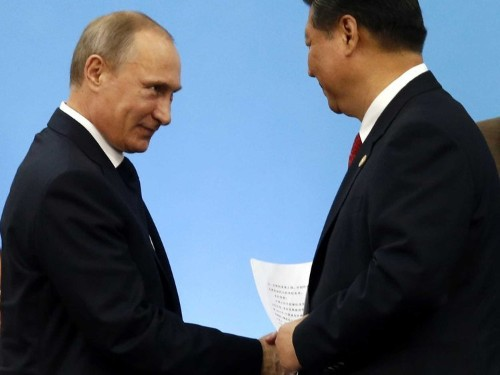 The US And Europe May Have Just Sent A Ton Of Their Russian Business To China
