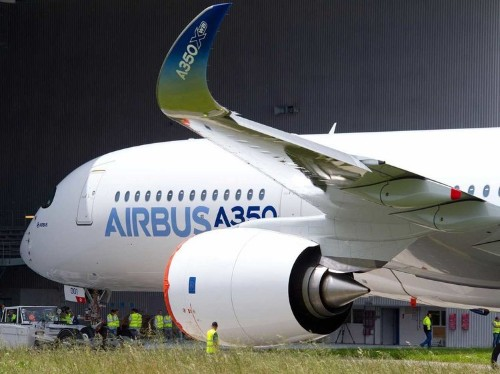 Airbus Will Test Fly Its Dreamliner Competitor For The First Time On Friday