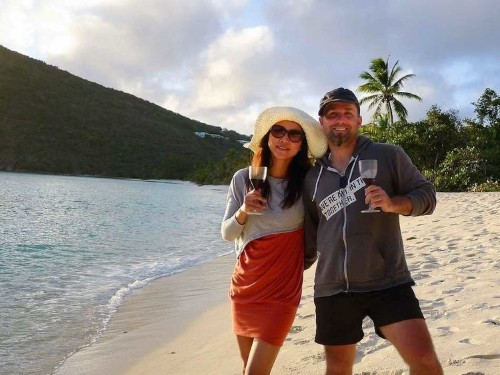 How we built our net worth to $1 million to leave our jobs and start traveling the world in our 30s