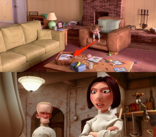 92 details you may have missed in every Pixar movie