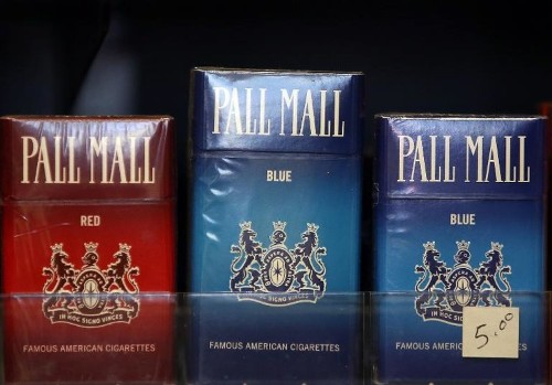 US tobacco giant Reynolds bans smoking in its offices