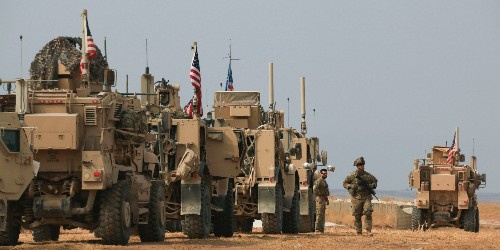 Trump exit plan for US troops in Syria embarrassingly derailed by Iraq - Business Insider