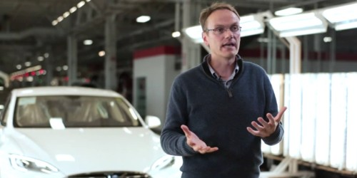 Apple just hired a senior Tesla exec who talked to Elon Musk 'three or four times a week'