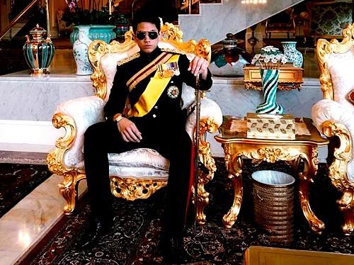 The life of super-rich Instagram star Prince Mateen of Brunei - Business Insider