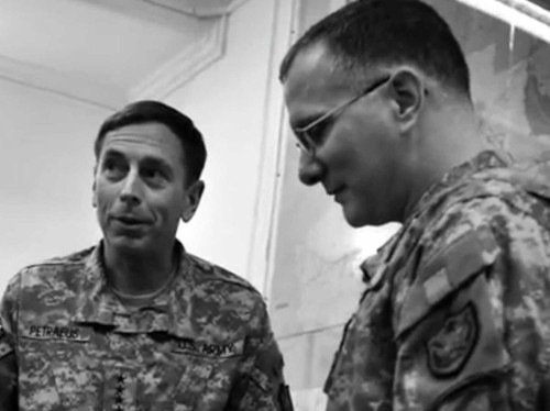 The Most-Fascinating Insights From The Man Closest To General Petraeus During The Iraq 'Surge'