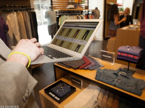 The retail industry is transforming, but not the way you think it is