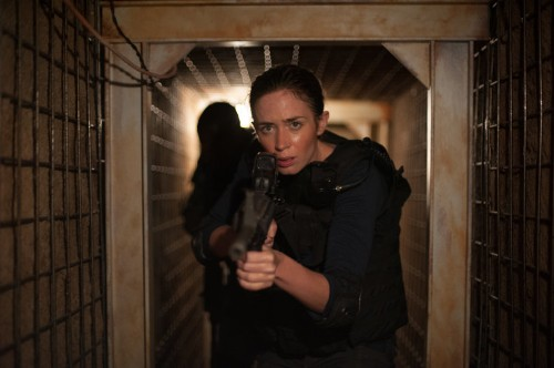 'Sicario' is a relentless, brutal look at the realities of the drug war