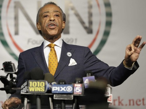 'WE ARE GOING TO FIGHT': Al Sharpton Rallies After Video Shows Man Killed While Being Arrested
