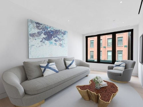 The widest room in this New York City townhouse measures 10 feet across — and it's selling for $5 million