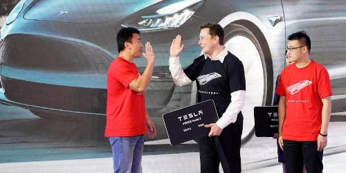 Tesla has a new biggest bull on Wall Street — and he thinks the stock could surge another 15% on explosive growth potential in China (TSLA)
