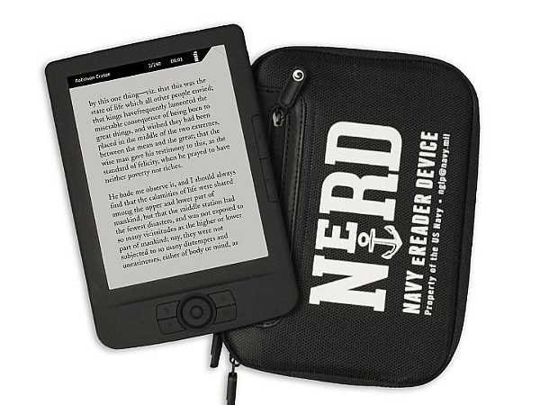 The Navy Is Outfitting Sailors With $3000 Kindle Knockoffs