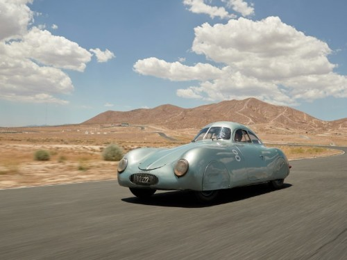 A controversial Porsche will be auctioned, could go for $20 million