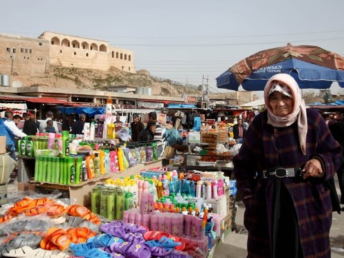 Iraq just took a huge step for women's rights
