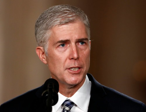 Trump's Supreme Court nominee once diagrammed a sentence in an opinion — it says a lot about his judicial style