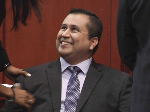 George Zimmerman Rescued A Family Of 4 From An Overturned Truck