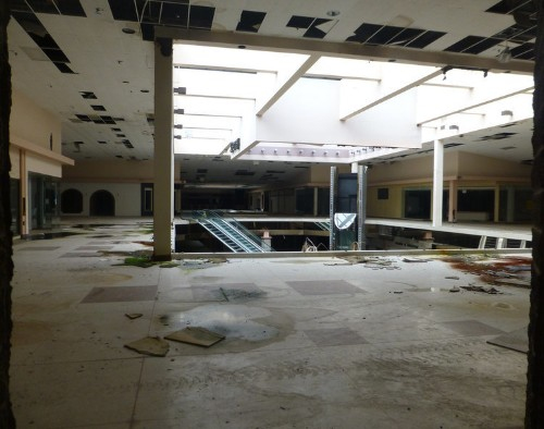 America's Shopping Malls Are Dying A Slow, Ugly Death