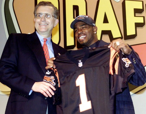 WHERE ARE THEY NOW? The first-round picks from Tom Brady's infamous 2000 NFL Draft