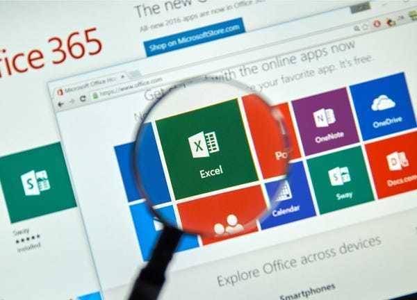 How to move columns in Microsoft Excel to organize your spreadsheet data - Business Insider