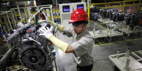 Goldman Sachs says we're relying too much on manufacturing to measure the US economy
