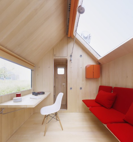 A Prize-Winning Architect Designed This Sleek 'Tiny House'