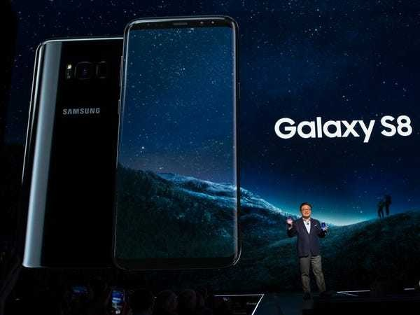 10 things the Samsung Galaxy S8 can do that the iPhone can't - Business Insider