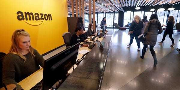 Amazon's working parents are asking for more support, report says - Business Insider