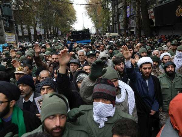 More than 200 killed in Iran protests over fuel price increases - Business Insider