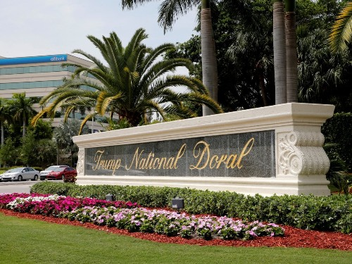 Trump hosting G-7 at Miami Doral could violate constitution: experts - Business Insider