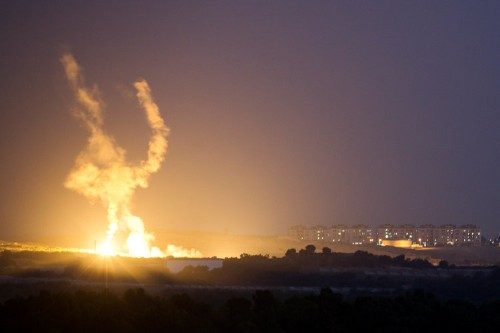 Israel And Hamas Agree To A 72-Hour Ceasefire In Gaza