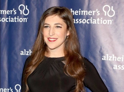 'Big Bang Theory' star Mayim Bialik has responded to the backlash over her Harvey Weinstein op-ed