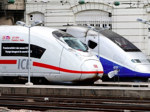 One thing is stopping the US from building a high-speed-rail system
