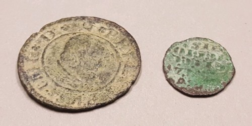 A hiker discovered two coins in the Utah desert — including one that appears to have been minted in Spain 200 years before Columbus set sail for the New World