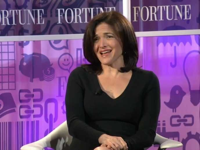 Sheryl Sandberg Helps Launch The Next Social Media Challenge For Charity