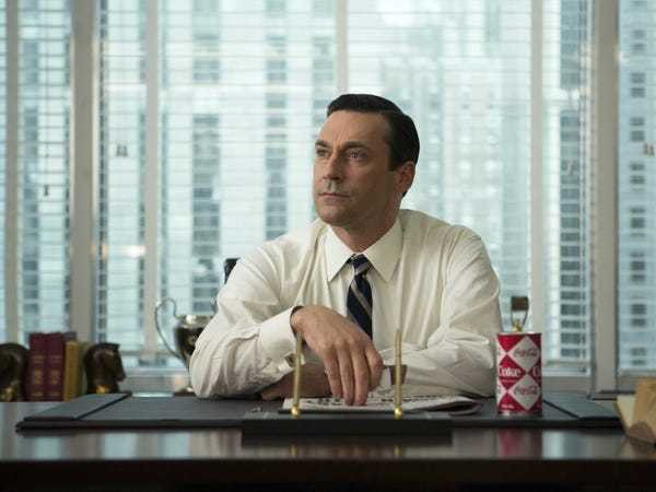 We asked the ad industry whether they still behave like the cast of 'Mad Men' - Business Insider