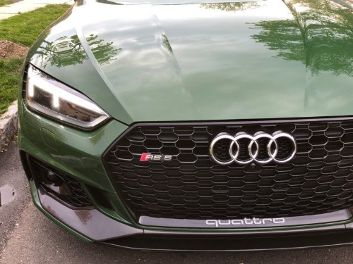 Audi RS 5 Sportback review, pictures, specs, and features