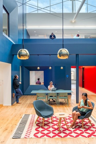 Check Out The Sleek Los Angeles Headquarters Of Beats Electronics, The Company Apple Bought For $3 Billion