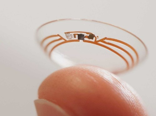 Here's How Google's 'Diabetes Contacts' Will Work