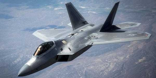 Why the F-22 is unhackable, and it's not for the reason you might think - Business Insider