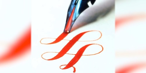 A 23-year-old guy is becoming an Instagram star for his insane calligraphy skills