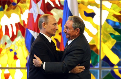 Putin Just Eliminated $32 Billion From Cuba's Debt